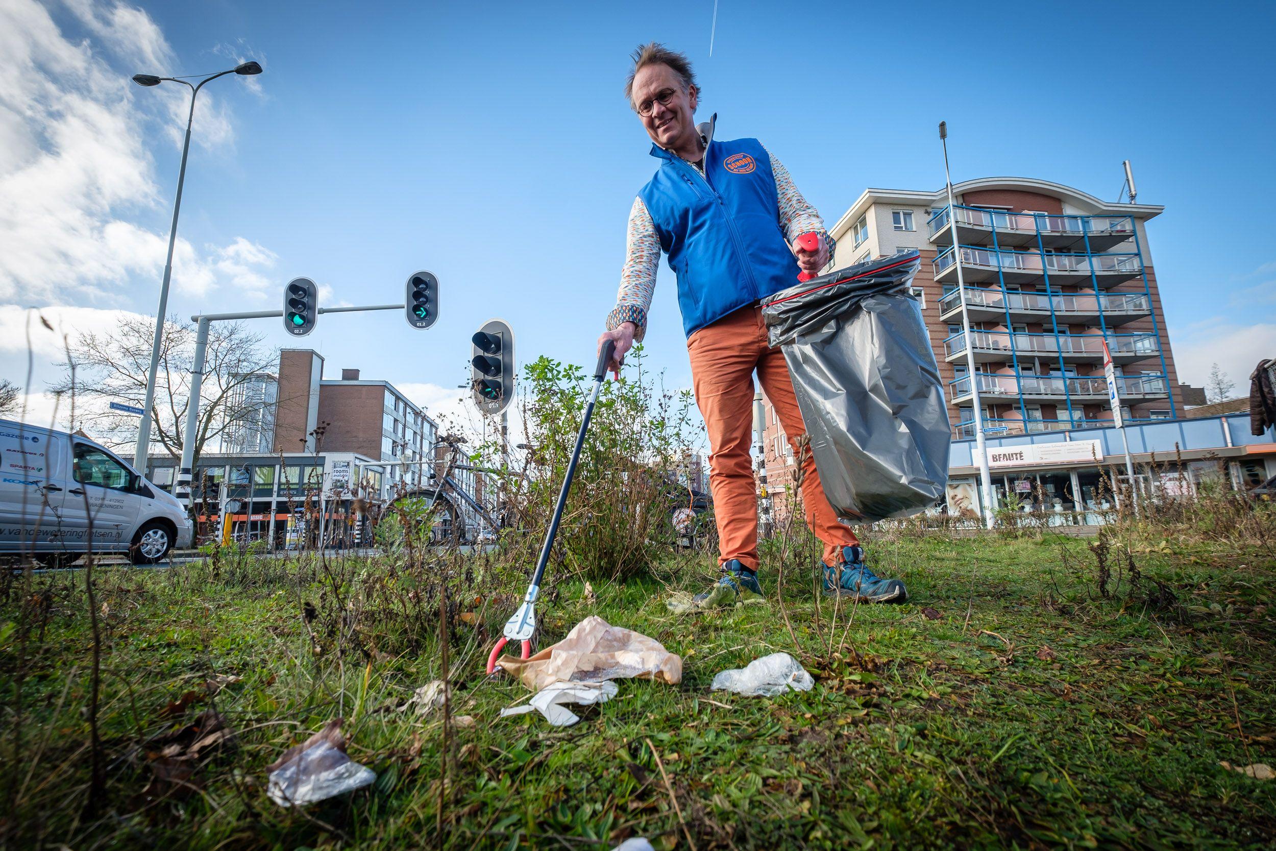 Hugo Hoofwijk van Wageningen Schoon