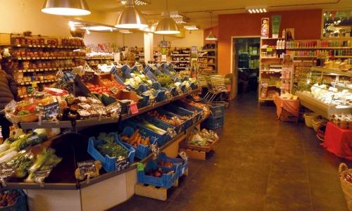 Biologische supermarkt De Kardoen