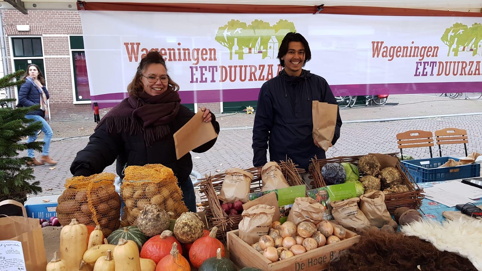 Duurzame streekmarkt