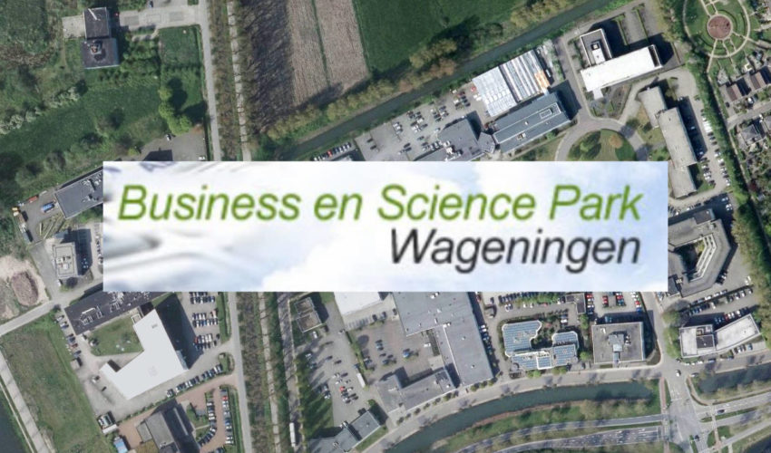 logo business en science park