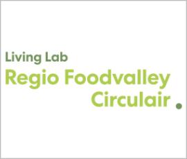 logo Living Lab Regio foodvalley circulair