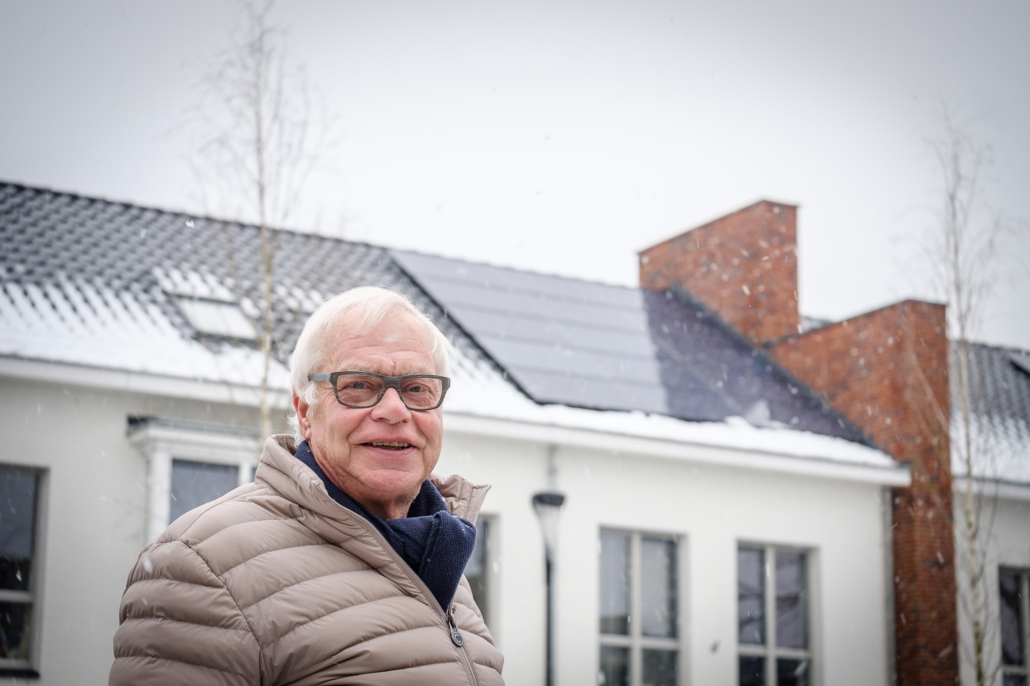 Groene lening voor zonnepanelen kan uit