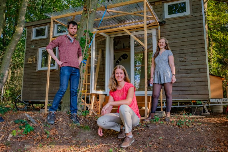 Tiny House Wageningen